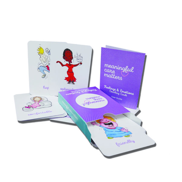 Feelings and Emotions Coaching Cards